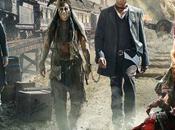 Recensione Lone Ranger (5.0) Quando Capitan Jack Sparrow diventa indiano