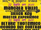 Zoppo... perde prima serata Gong Rock Progress Festival: venerdì luglio, Bologna