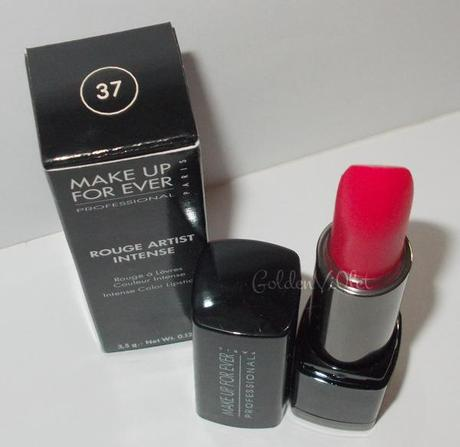 Make up for ever – Rouge artist intense