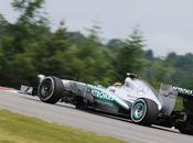 Germania. Hamilton pole davanti alle Bull