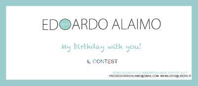 My birthday with you