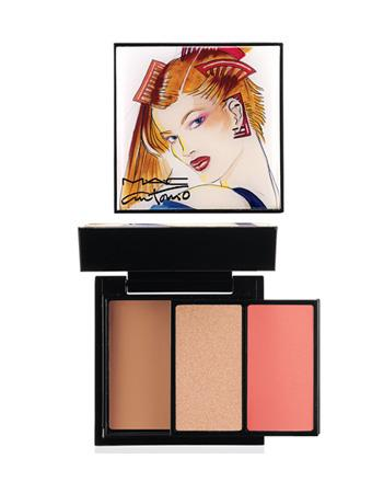 MAC Antonio Lopez Collection Fall 2013 3 MAC Fall 2013 Antonio Lopez Collection   Color Story & Photos
