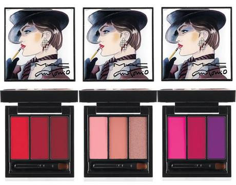 MAC Antonio Lopez Collection Fall 2013 2 MAC Fall 2013 Antonio Lopez Collection   Color Story & Photos