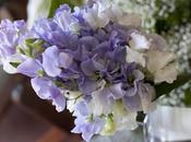Matrimonio bianco-lilla