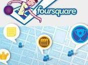 caso FourSQuare: Dati statistiche leader della geolocalizzazione