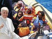 """Papa Francesco Lampedusa:""""La globalizzazione dell'indifferenza rende tutti """"innominati"""", responsabili senza nome volto."""""""