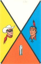 Lone Ranger disegnato da Jack Kirby