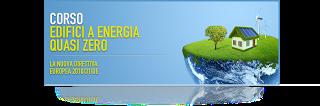 CORSO EDIFICI A CONSUMO ENERGIA QUASI ZERO