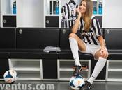 Cristina Chiabotto nuovo volto Jtv, canale tematico della Juventus