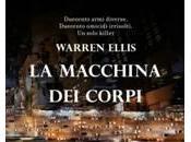 Novità Scoprire: macchina corpi Warren Ellis