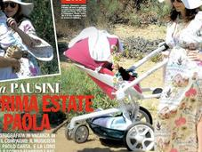 Laura Pausini Paolo Carta, vacanza Paola Sardegna