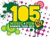 Parte luglio MUSIC FUN, tour estivo Radio supportato importanti sponsor‏