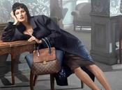 Gisele Bundchen moderna dark lady nuova campagna Louis Vuitton