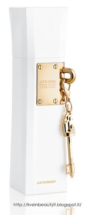 Elizabeth Arden, The Key by Justin Bieber - Preview