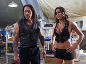 Danny Trejo Michelle Rodriguez nella nuova immagine Machete Kills