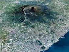 Studiosi americani ipotizzano nuova eruzione Vesuvio simile quella d.C.