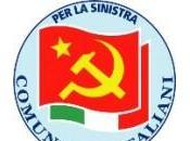Reggio Calabria: congresso PDCI domenica luglio