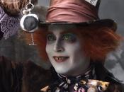 Johnny Depp trattative tornare come Cappellaio Matto Alice Wonderland