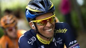 Cavendish vince, ma Contador recupera su Froome