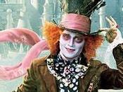 Johnny Depp finalizzazione 'Alice paese delle meraviglie