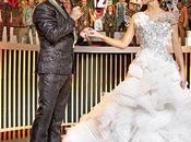 Jennifer Lawrence Stanley Tucci nella nuova immagine tratta Hunger Games: Ragazza Fuoco