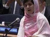 Malala alle Nazioni Unite