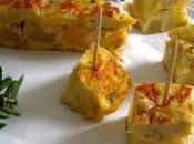 Frittata formaggi patate