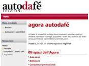 cominciato l'allestimento dell'Agora Autodafé. Venite trovarci