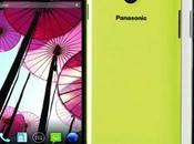 Panasonic T11: android economici
