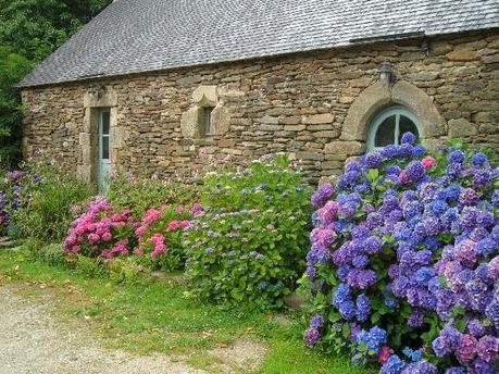 Una casa colonica del diciottesimo secolo in bretagna for Piani di una casa colonica