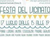 """Anche Milano """"vicini vicini"""". Festa Vicinato 2013"""