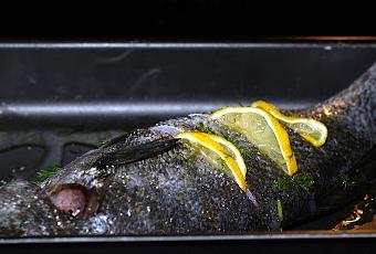 Come cucinare il pesce una semplice e facile ricetta per - Come cucinare il pesce serra ...