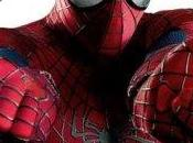 Andrew Garfield prepara ragnatele primo banner Amazing Spider-Man