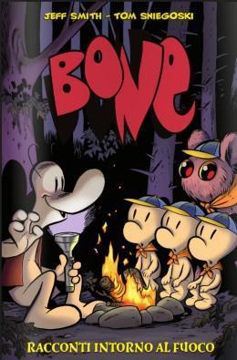 Influenze disneyane nei Racconti intorno al fuoco di Bone Jeff Smith Bone