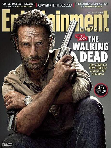 the walking dead entertainment weekly
