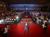 Wolverine: L'immortale Foto interviste dalle premiere Seul Londra