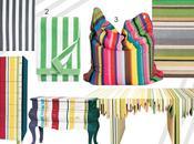 Artisign ideas: righe colorate l'home decor