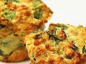 Muffin salati ricotta spinaci
