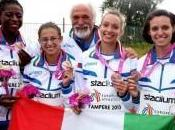 Atletica leggera: Martina Amidei Michele Tricca, medaglie torinesi degli Europei under