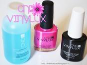 Shellac, Vinylux Review swatches