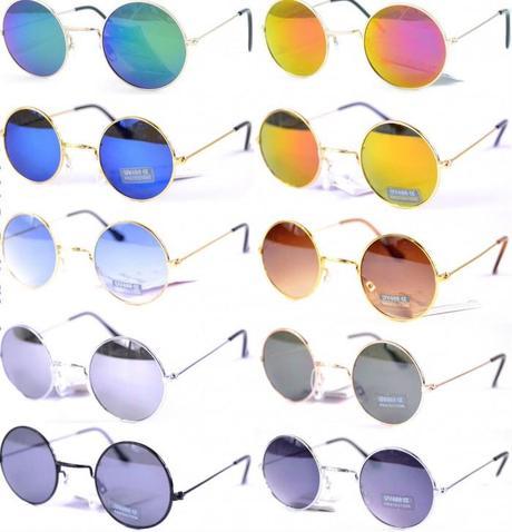 Tendenze primavera estate 2013 occhiali da sole specchiati paperblog - Occhiali da sole specchiati spektre ...