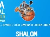 "XXXIII Roccella Jazz Festival- Rumori Mediterranei 2013- ""Shalom"""