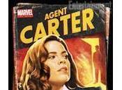 Diego Comic Presentato Agent Carter
