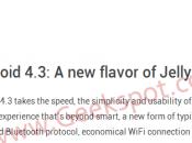 Android porterà importante novità alla