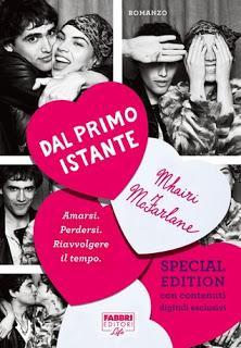 Recensione: DAL PRIMO ISTANTE di MHAIRI McFARLANE - Fabbri Editore