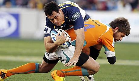 Crusaders facili, Brumbies per un palo