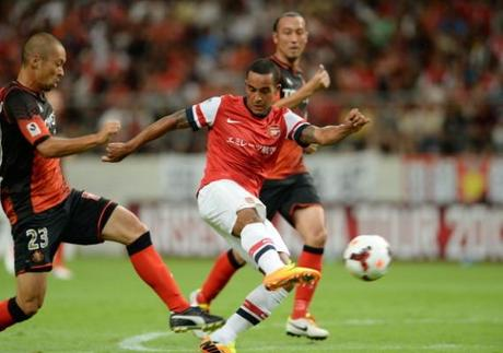 Nagoya Gampus-Arsenal 1-3, gunners vittoriosi anche in Giappone