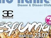 NOname Club Lonato (Bs): 23/7 torna l`Espuma Party vol. Papeete Beach