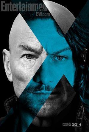 Primi poster ufficiali per X-Men: Days of Future Past