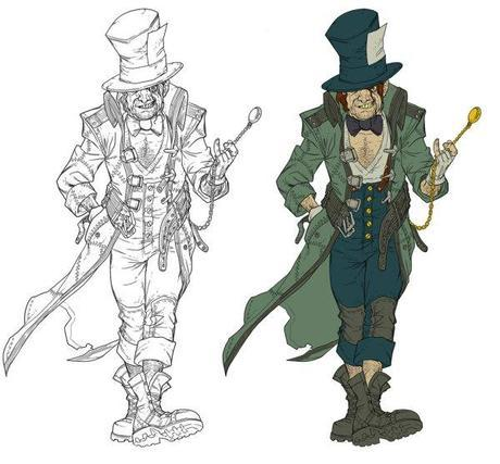 mad-hatter-concept